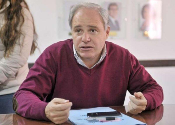 Matías Cánepa, presidente del Concejo Deliberante de Salta. (Web)